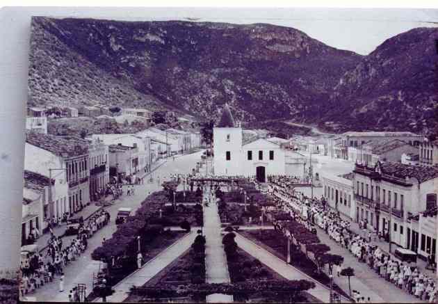Resultado de imagem para fotos antigas de jacobina